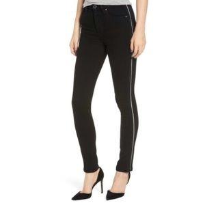 HUDSON High Rise Skinny Ankle Jeans!